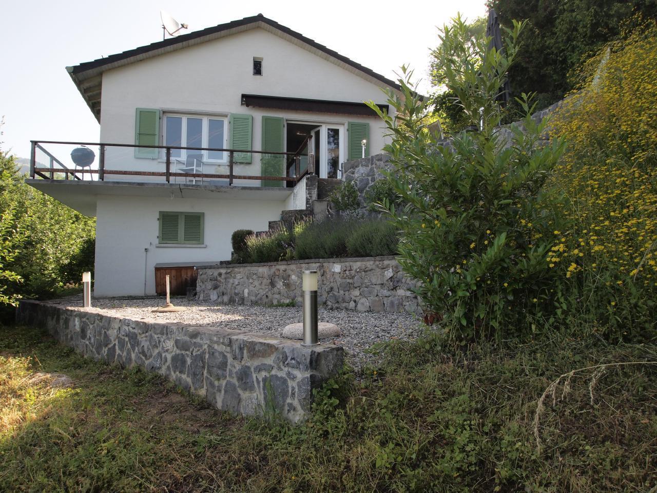 Maison de vacances Gais Alpins (1591597), Glion, Lac Léman, Vaud, Suisse, image 1