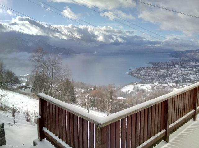 Maison de vacances Gais Alpins (1591597), Glion, Lac Léman, Vaud, Suisse, image 8