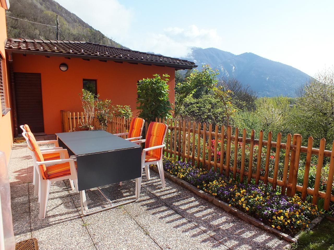 Holiday apartment Al Colombajo (1604592), Golino, Lake Maggiore (CH), Ticino, Switzerland, picture 1