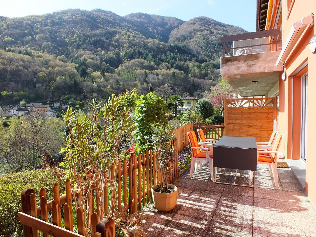 Holiday apartment Al Colombajo (1604592), Golino, Lake Maggiore (CH), Ticino, Switzerland, picture 2
