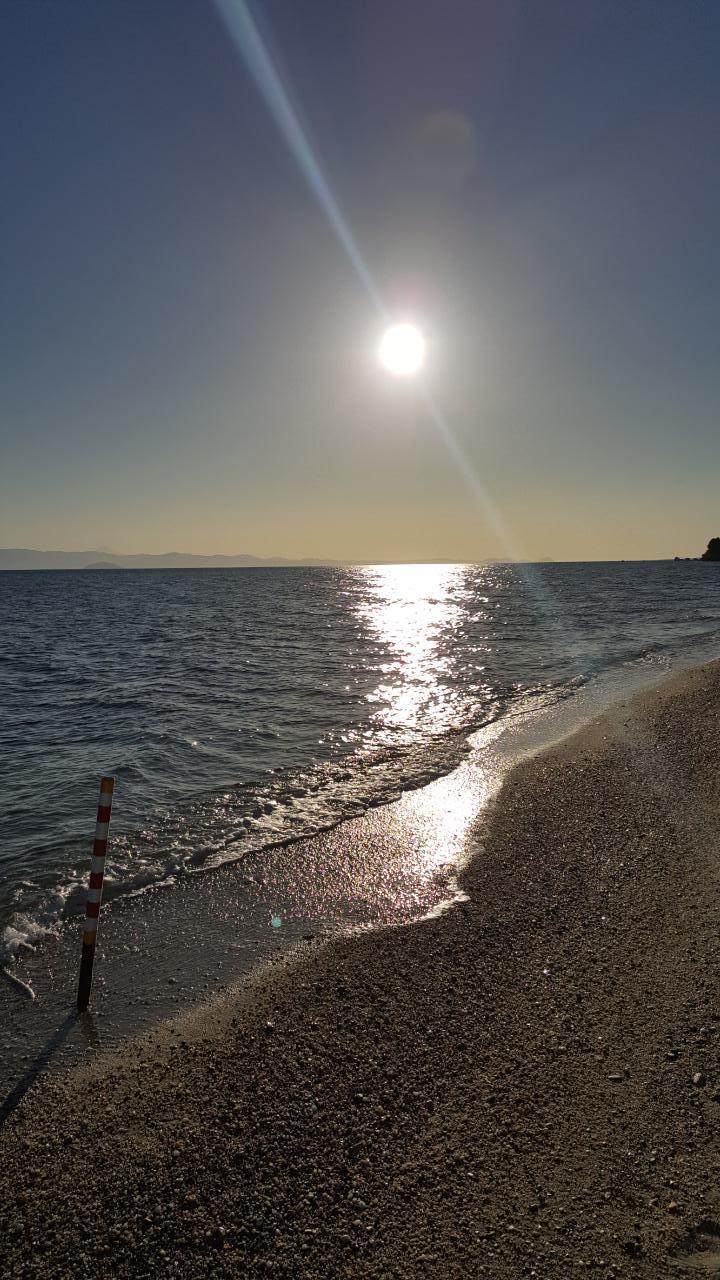 Appartement de vacances Sun Residence  Villa direkt am Strand. Zwischen Wald und Meer in Traumlage  Polichrono- Ka (161111), Polichrono, Chalcidique, Macédoine, Grèce, image 40