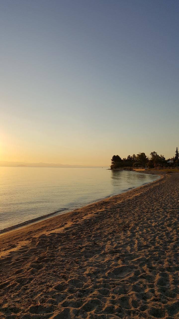 Appartement de vacances Sun Residence  Villa direkt am Strand. Zwischen Wald und Meer in Traumlage  Polichrono- Ka (161111), Polichrono, Chalcidique, Macédoine, Grèce, image 43