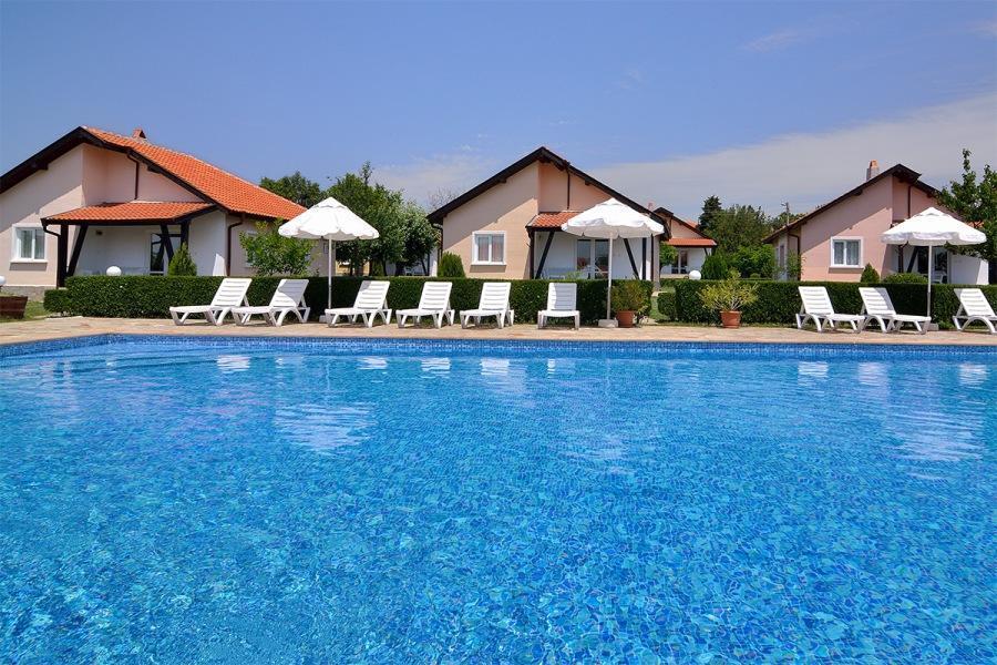 Ferienhaus 3 Schlafzimmer Swimming Pool