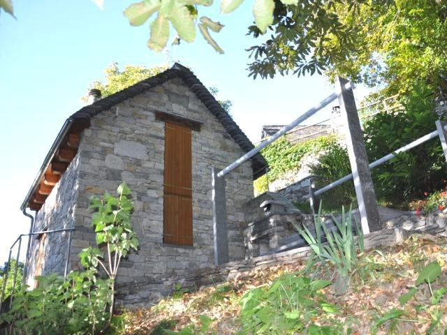 Holiday house Rustico al Bosco (1641233), Cadanza, Lake Maggiore (CH), Ticino, Switzerland, picture 3