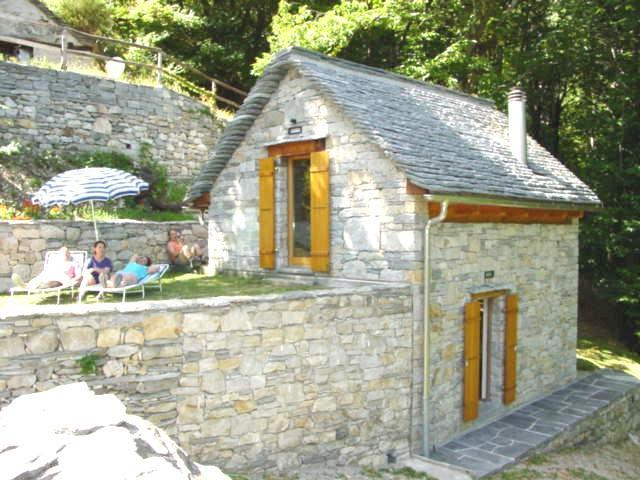 Holiday house Rustico al Bosco (1641233), Cadanza, Lake Maggiore (CH), Ticino, Switzerland, picture 1