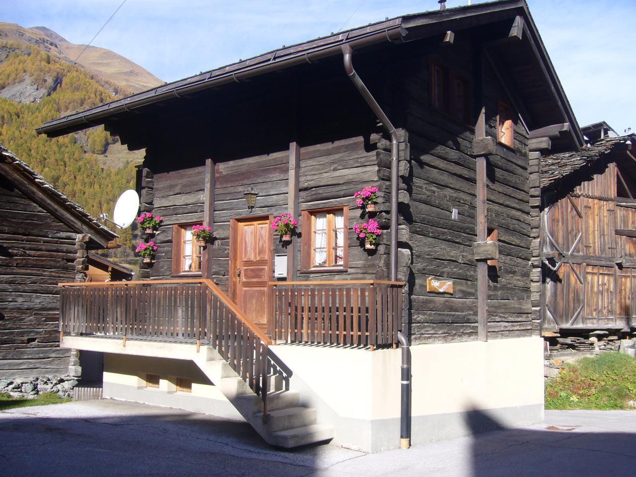 Ferienhaus Kleines Ferienhaus 4 Personen (1642490), Les Haudères, Val d'Hérens, Wallis, Schweiz, Bild 8