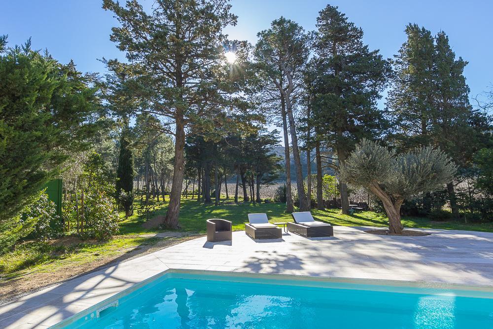 Ferienwohnung Charmante Ferienwohnung auf Landgut bei Narbonne mit Terrasse, Pool, großer Garten (1649570), Armissan, Mittelmeerküste Aude, Languedoc-Roussillon, Frankreich, Bild 2
