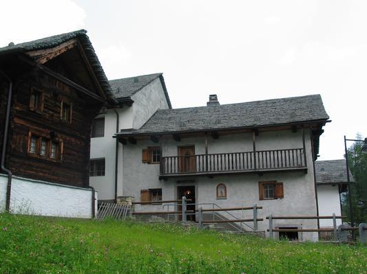 Ferienhaus Casa Paola in Bosco Gurin (166883), Bosco Gurin, Maggiatal, Tessin, Schweiz, Bild 8