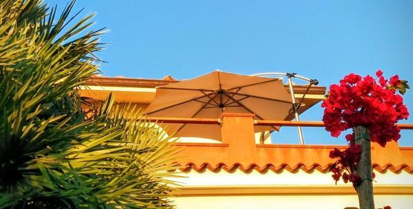 Maison de vacances TERRAMARE - Wohnung in einer Villa mit Meerblick (1660320), Tusa, Messina, Sicile, Italie, image 14