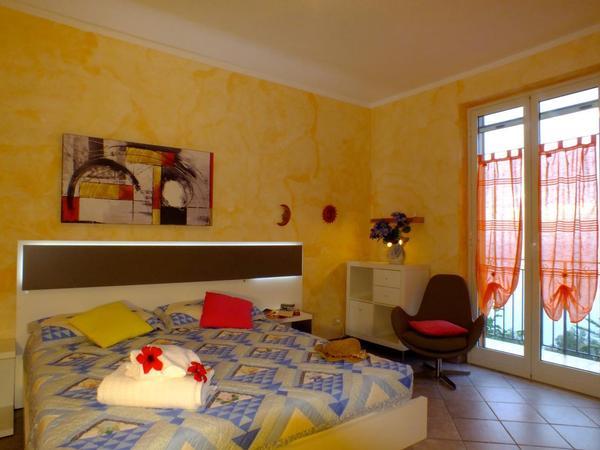 Maison de vacances TERRAMARE - Wohnung in einer Villa mit Meerblick (1660320), Tusa, Messina, Sicile, Italie, image 6