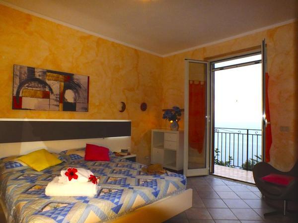Maison de vacances TERRAMARE - Wohnung in einer Villa mit Meerblick (1660320), Tusa, Messina, Sicile, Italie, image 7