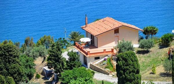 Maison de vacances TERRAMARE - Wohnung in einer Villa mit Meerblick (1660320), Tusa, Messina, Sicile, Italie, image 11