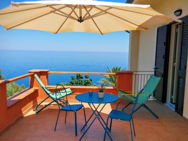 Maison de vacances TERRAMARE - Wohnung in einer Villa mit Meerblick (1660320), Tusa, Messina, Sicile, Italie, image 10