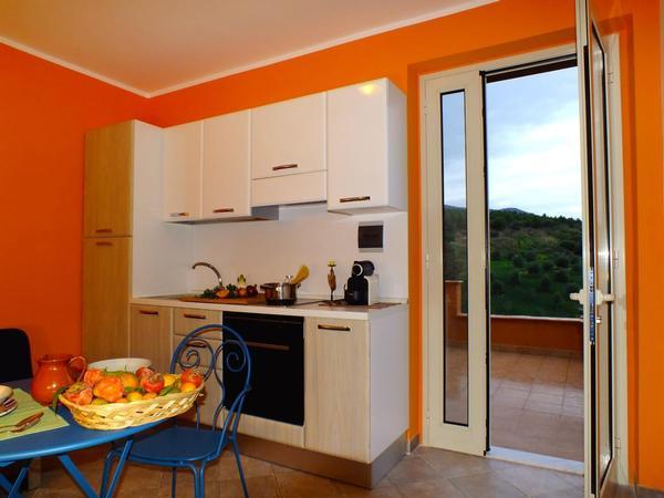 Maison de vacances TERRAMARE - Wohnung in einer Villa mit Meerblick (1660320), Tusa, Messina, Sicile, Italie, image 3