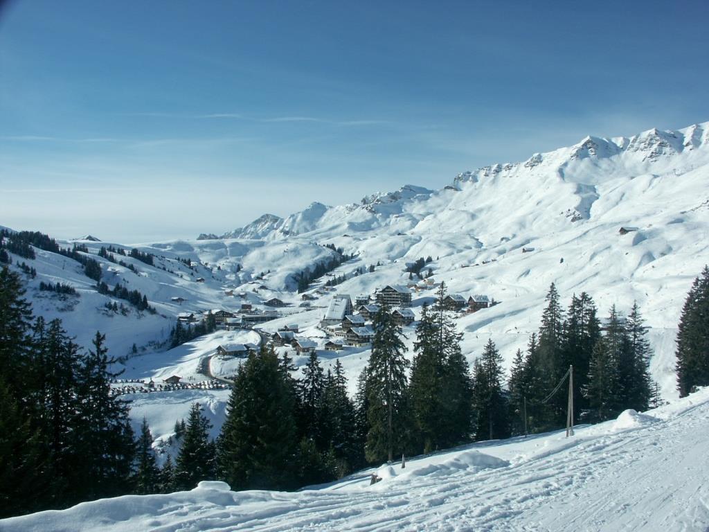 Ferienwohnung Studio 24, an Skipiste PORTES DU SOLEIL, Les Crosets VS (1662388), Les Crosets, Val d'Illiez, Wallis, Schweiz, Bild 26