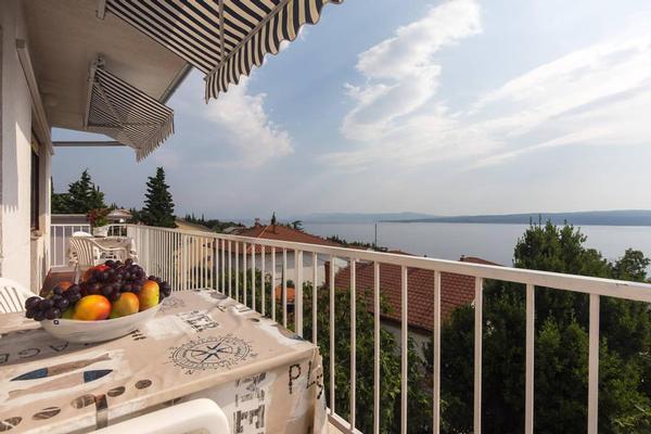 Ferienwohnung LAST MINUTE! Ferienwohnung in Strandnähe mit außergewöhnlichem Blick auf das Meer (1663873), Crikvenica, , Kvarner, Kroatien, Bild 19