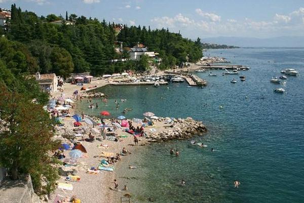 Ferienwohnung LAST MINUTE! Ferienwohnung in Strandnähe mit außergewöhnlichem Blick auf das Meer (1663873), Crikvenica, , Kvarner, Kroatien, Bild 21