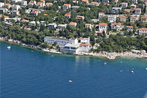 Ferienwohnung LAST MINUTE! Ferienwohnung in Strandnähe mit außergewöhnlichem Blick auf das Meer (1663873), Crikvenica, , Kvarner, Kroatien, Bild 20
