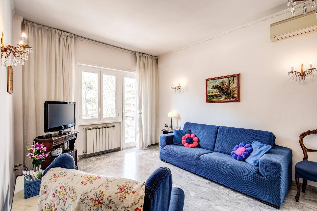 Ferienwohnung BlueClassicHome - Schöne Ferienwohnung in San Pietro Bereich (1669686), Rom, Rom, Latium, Italien, Bild 1