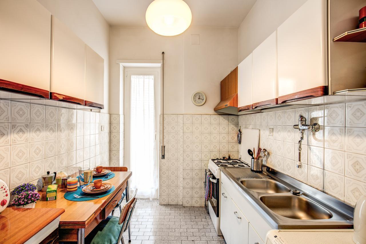 Ferienwohnung BlueClassicHome - Schöne Ferienwohnung in San Pietro Bereich (1669686), Rom, Rom, Latium, Italien, Bild 20