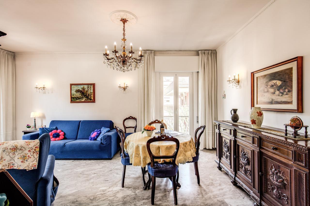 Ferienwohnung BlueClassicHome - Schöne Ferienwohnung in San Pietro Bereich (1669686), Rom, Rom, Latium, Italien, Bild 4