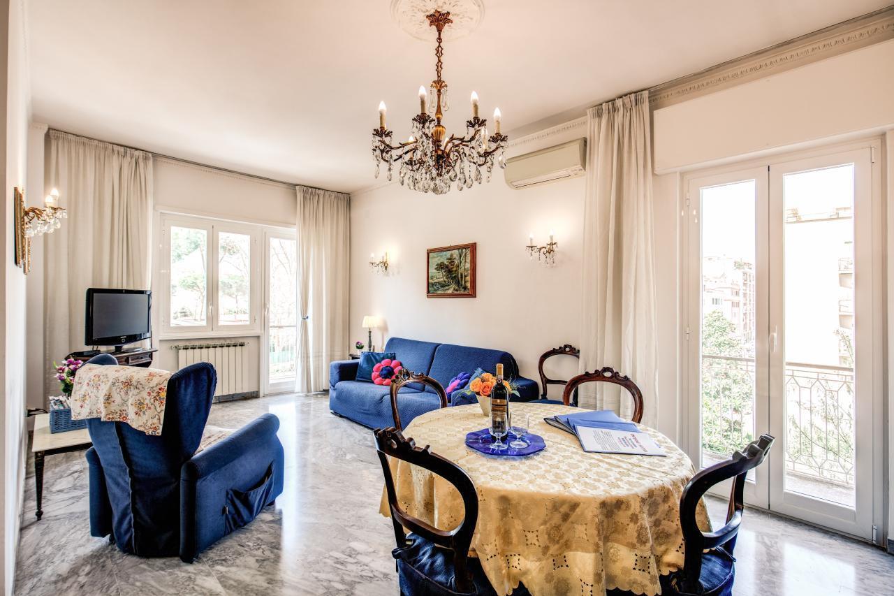 Ferienwohnung BlueClassicHome - Schöne Ferienwohnung in San Pietro Bereich (1669686), Rom, Rom, Latium, Italien, Bild 9