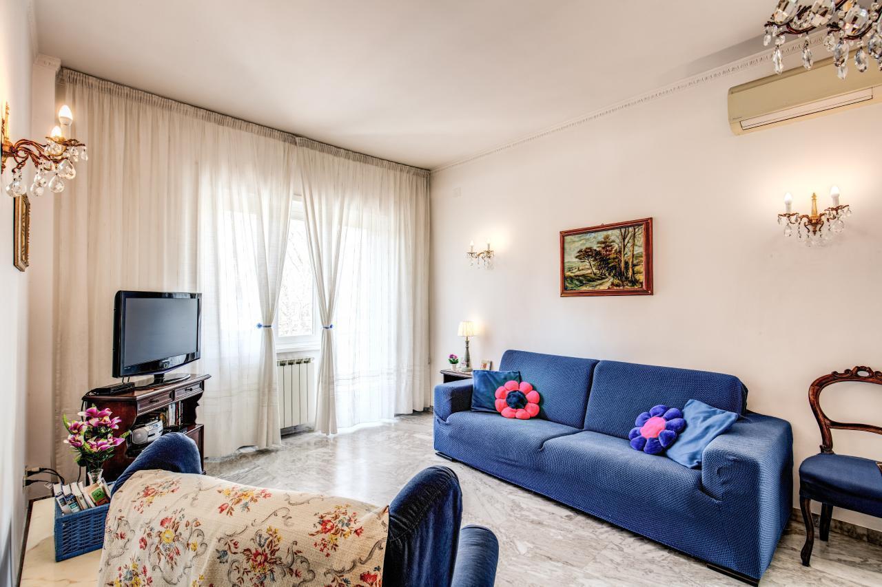 Ferienwohnung BlueClassicHome - Schöne Ferienwohnung in San Pietro Bereich (1669686), Rom, Rom, Latium, Italien, Bild 15