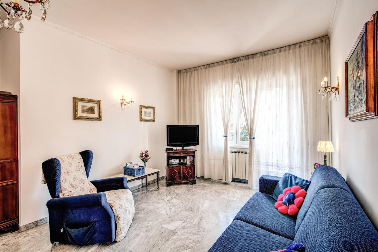 Ferienwohnung BlueClassicHome - Schöne Ferienwohnung in San Pietro Bereich (1669686), Rom, Rom, Latium, Italien, Bild 14