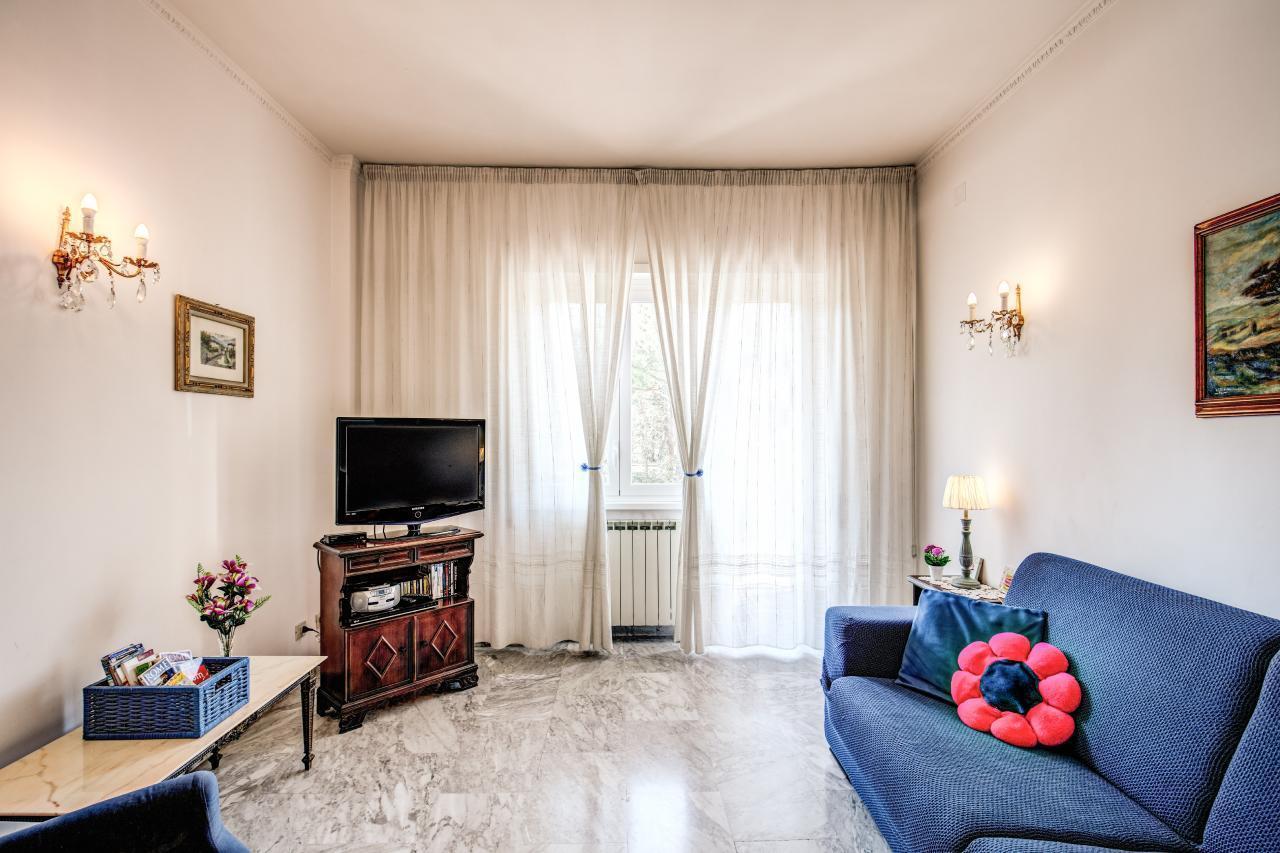 Ferienwohnung BlueClassicHome - Schöne Ferienwohnung in San Pietro Bereich (1669686), Rom, Rom, Latium, Italien, Bild 12