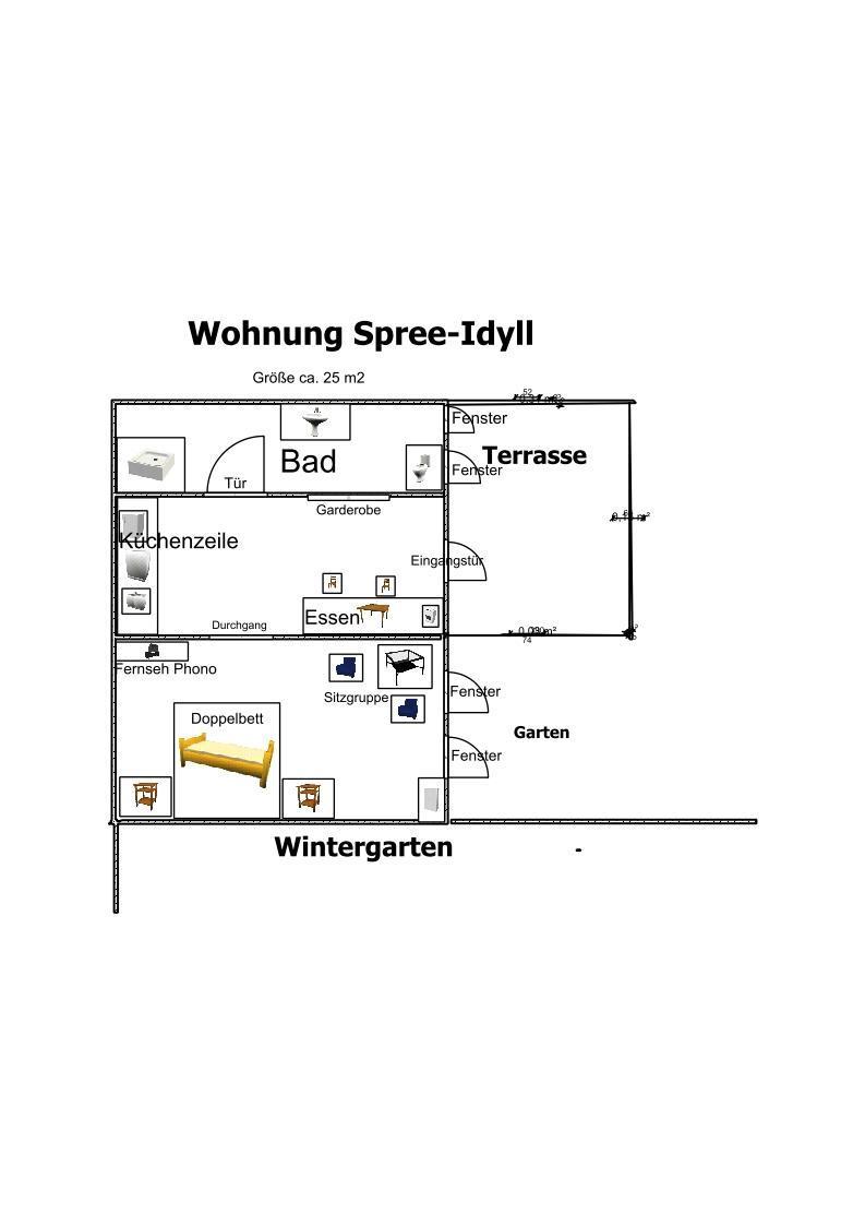 Ferienwohnung Spree - Idyll  Lübbenau Altstadt (1678872), Lübbenau, Spreewald, Brandenburg, Deutschland, Bild 8