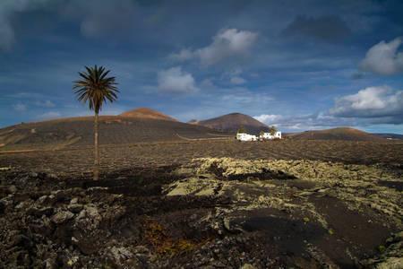 Holiday house CASA TEIGA LUNA 3 SCHLAFZIMMER VILLA MIT POOL UND TERASSE (1682022), Tahiche, Lanzarote, Canary Islands, Spain, picture 21