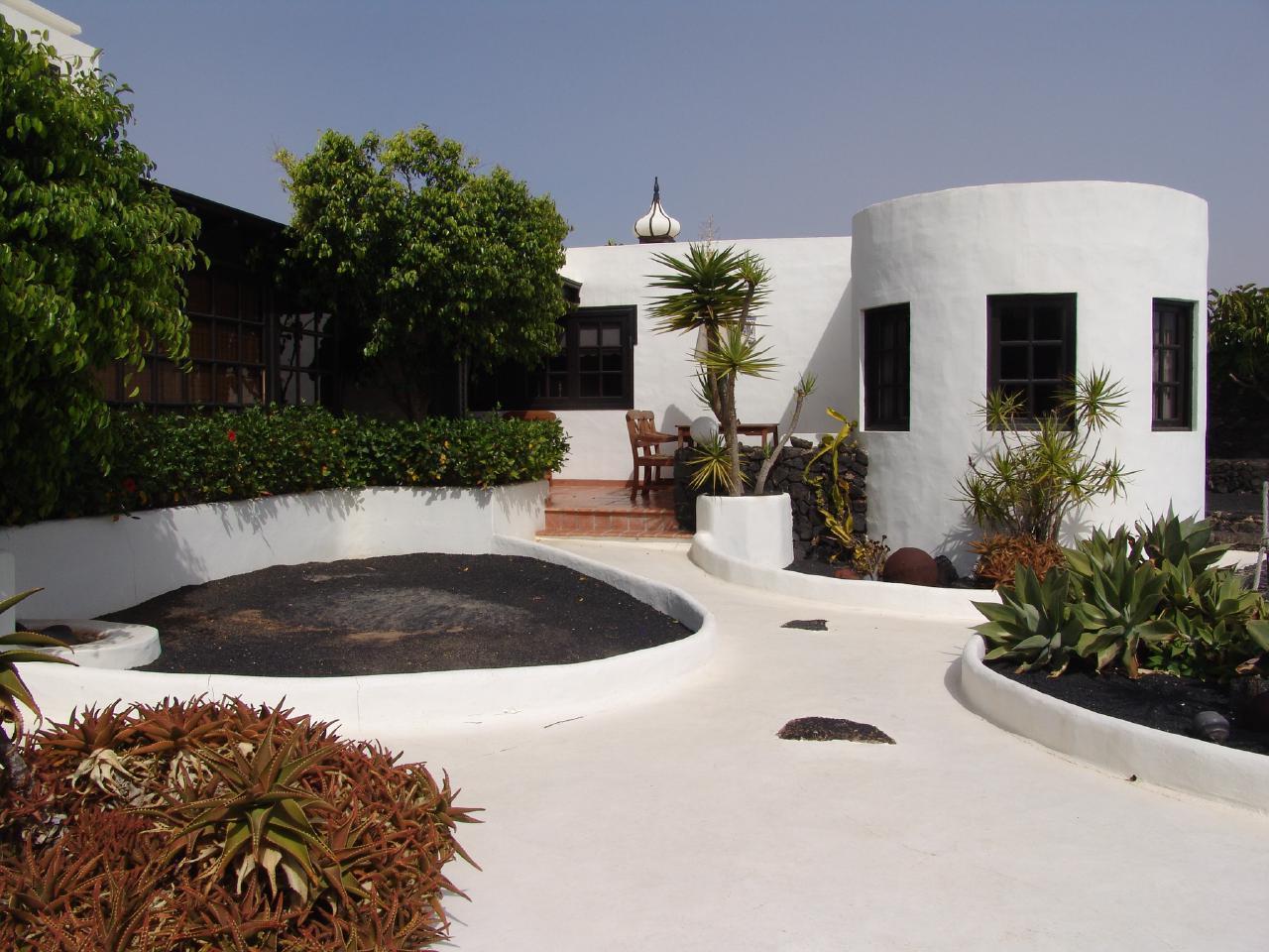 Holiday house CASA TEIGA LUNA 3 SCHLAFZIMMER VILLA MIT POOL UND TERASSE (1682022), Tahiche, Lanzarote, Canary Islands, Spain, picture 18