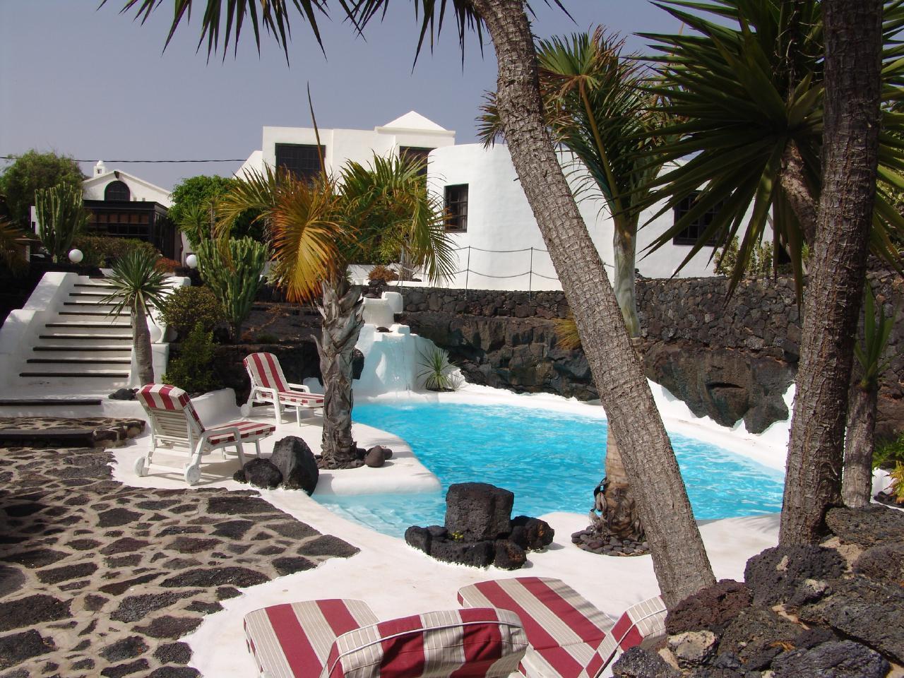 Holiday house CASA TEIGA LUNA 3 SCHLAFZIMMER VILLA MIT POOL UND TERASSE (1682022), Tahiche, Lanzarote, Canary Islands, Spain, picture 11