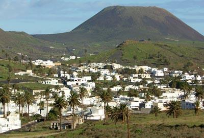 Holiday house CASA TEIGA LUNA 3 SCHLAFZIMMER VILLA MIT POOL UND TERASSE (1682022), Tahiche, Lanzarote, Canary Islands, Spain, picture 24