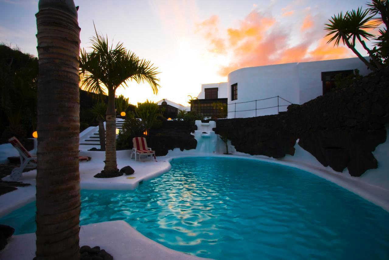 Holiday house CASA TEIGA LUNA 3 SCHLAFZIMMER VILLA MIT POOL UND TERASSE (1682022), Tahiche, Lanzarote, Canary Islands, Spain, picture 10