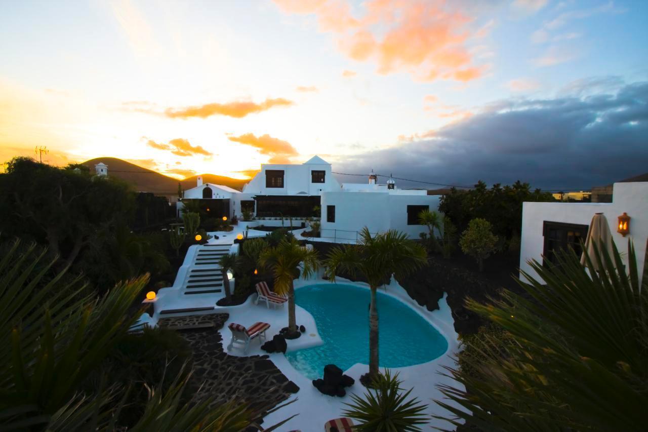 Holiday house CASA TEIGA LUNA 3 SCHLAFZIMMER VILLA MIT POOL UND TERASSE (1682022), Tahiche, Lanzarote, Canary Islands, Spain, picture 14