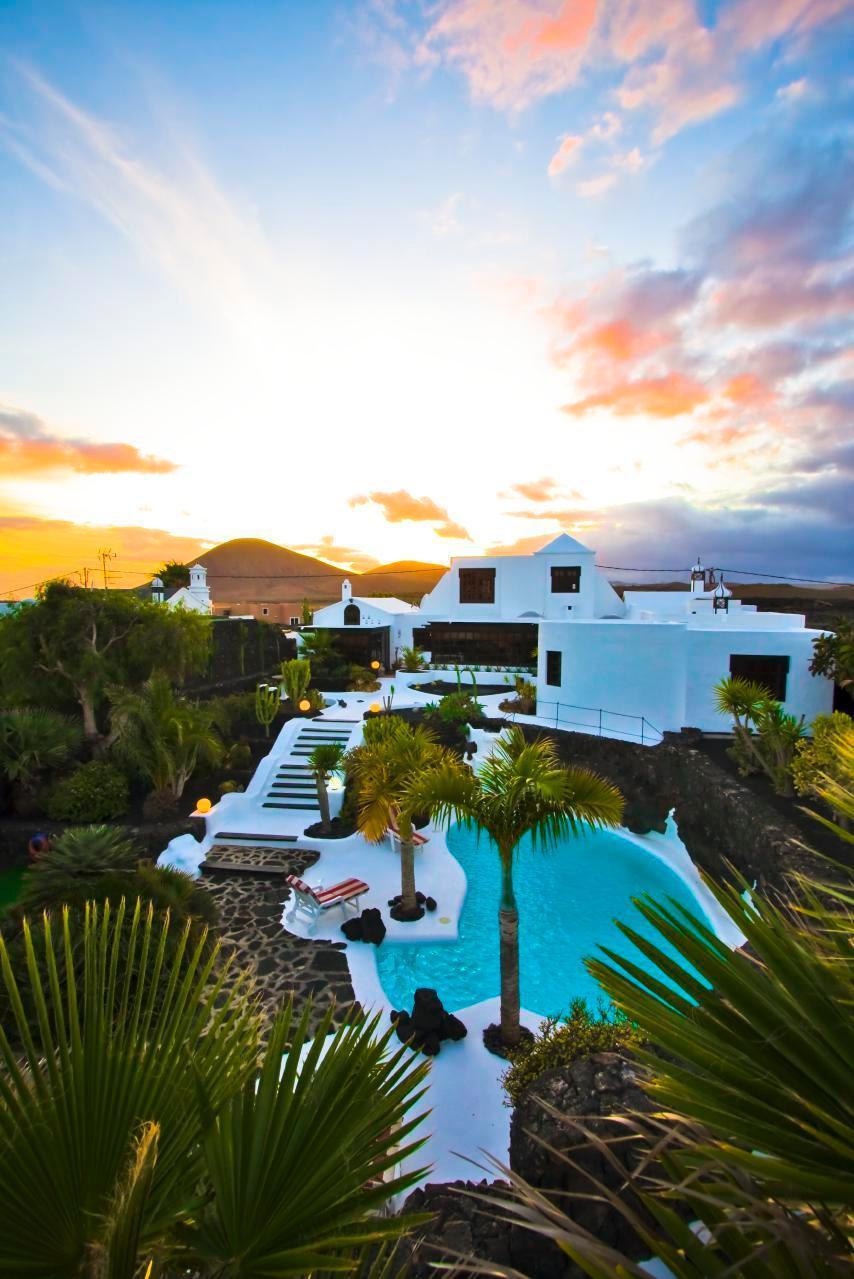 Holiday house CASA TEIGA LUNA 3 SCHLAFZIMMER VILLA MIT POOL UND TERASSE (1682022), Tahiche, Lanzarote, Canary Islands, Spain, picture 9