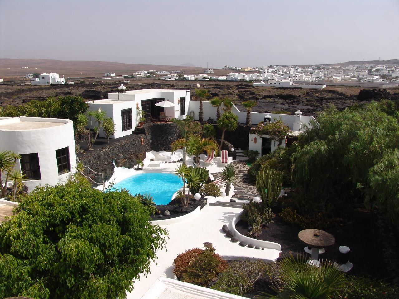 Holiday apartment CASA TEIGA SOL 1 SCHLAFZIMMER BUNGALOW MIT POOL (1682024), Tahiche, Lanzarote, Canary Islands, Spain, picture 10