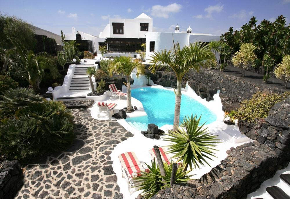 Holiday apartment CASA TEIGA SOL 1 SCHLAFZIMMER BUNGALOW MIT POOL (1682024), Tahiche, Lanzarote, Canary Islands, Spain, picture 1