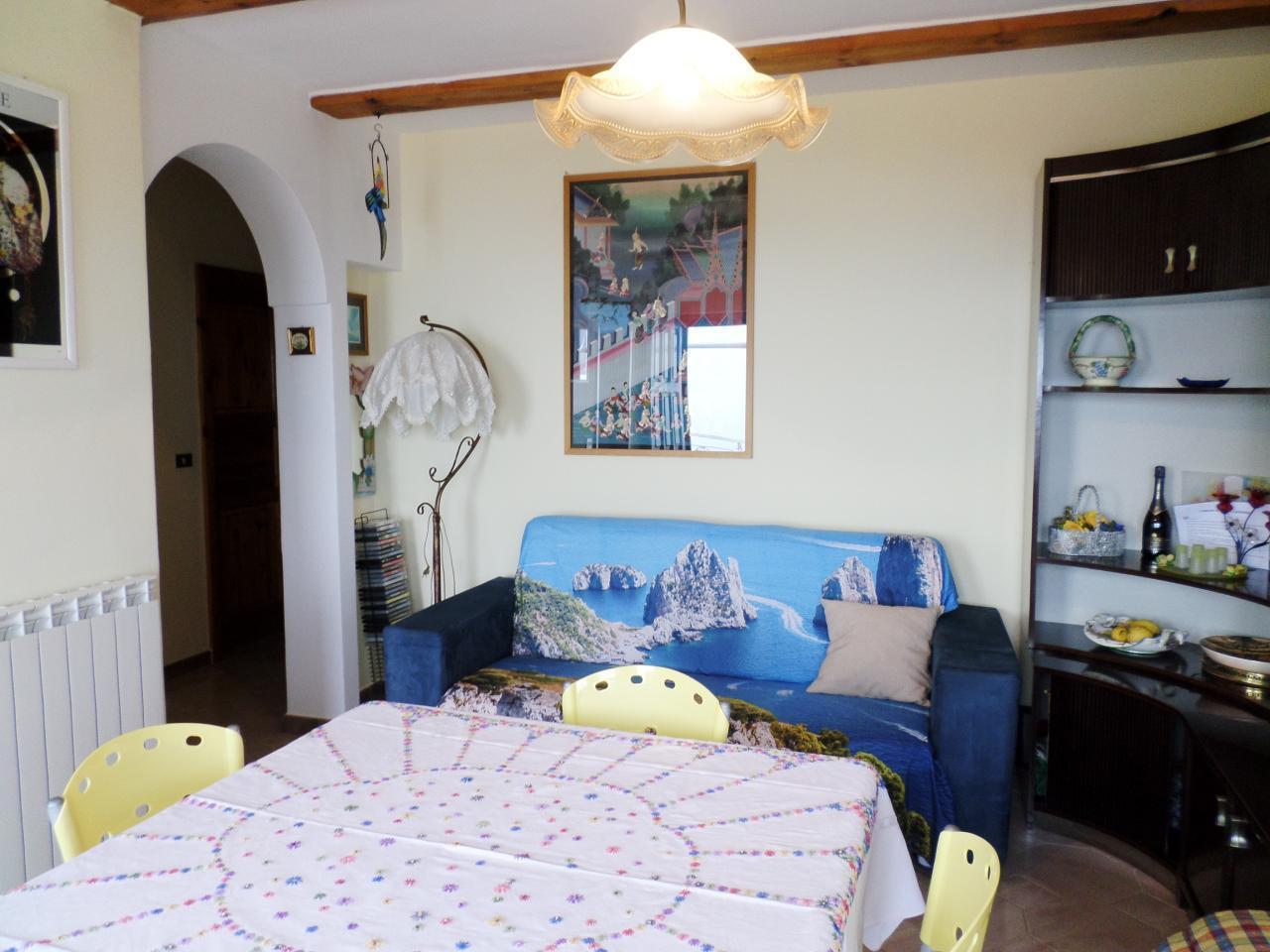 Ferienhaus Il Casolare Harmony. Ferienhaus umgeben von Grün (1685979), Massa Lubrense, Amalfiküste, Kampanien, Italien, Bild 19