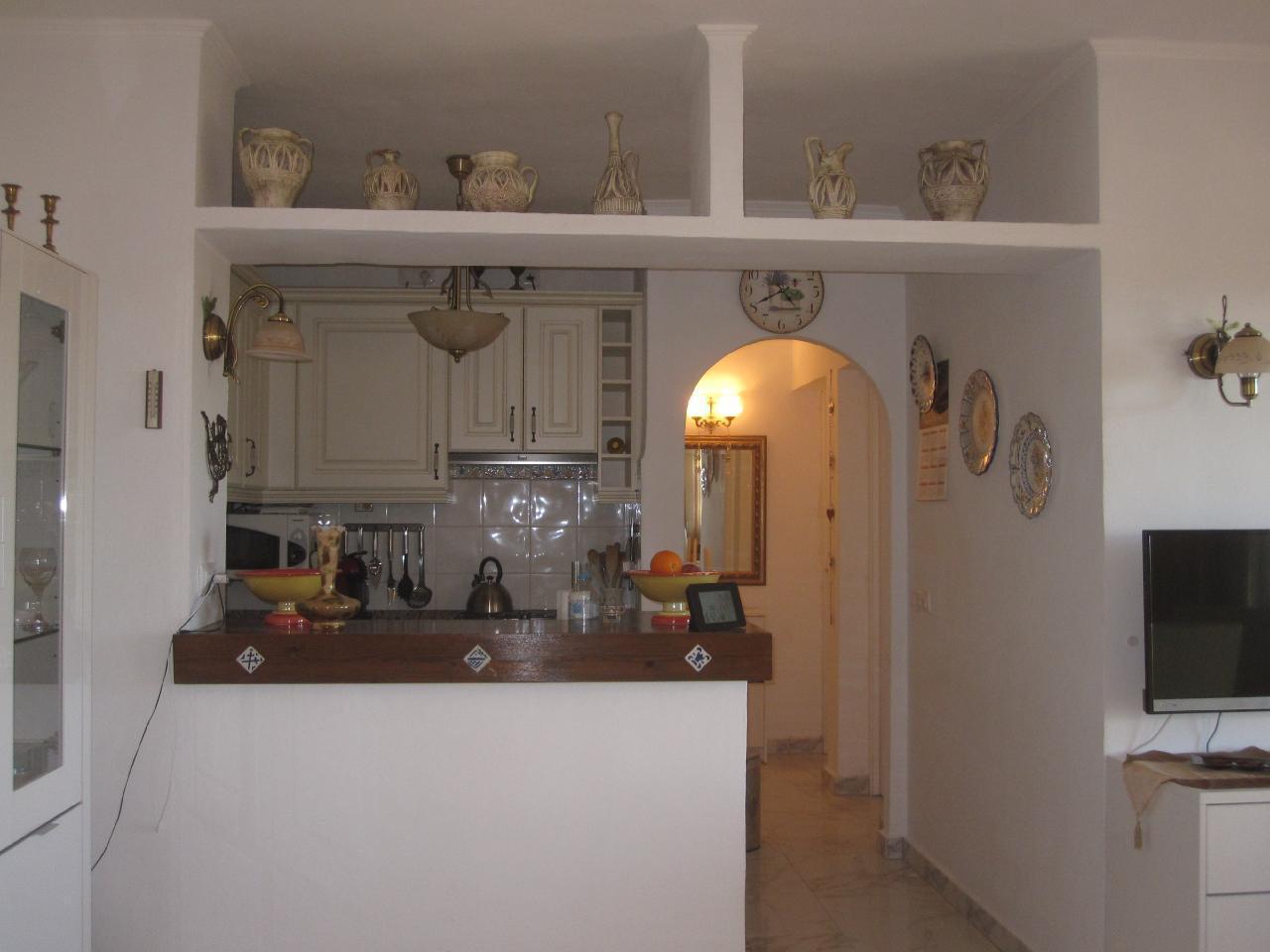 Ferienhaus Komfortabler Meerblick-Bungalow mit Aircondition und Internet in Moraira-Teulada (1696168), Moraira, Costa Blanca, Valencia, Spanien, Bild 15