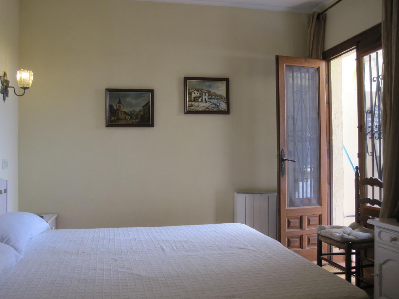 Ferienhaus Komfortabler Meerblick-Bungalow mit Aircondition und Internet in Moraira-Teulada (1696168), Moraira, Costa Blanca, Valencia, Spanien, Bild 25
