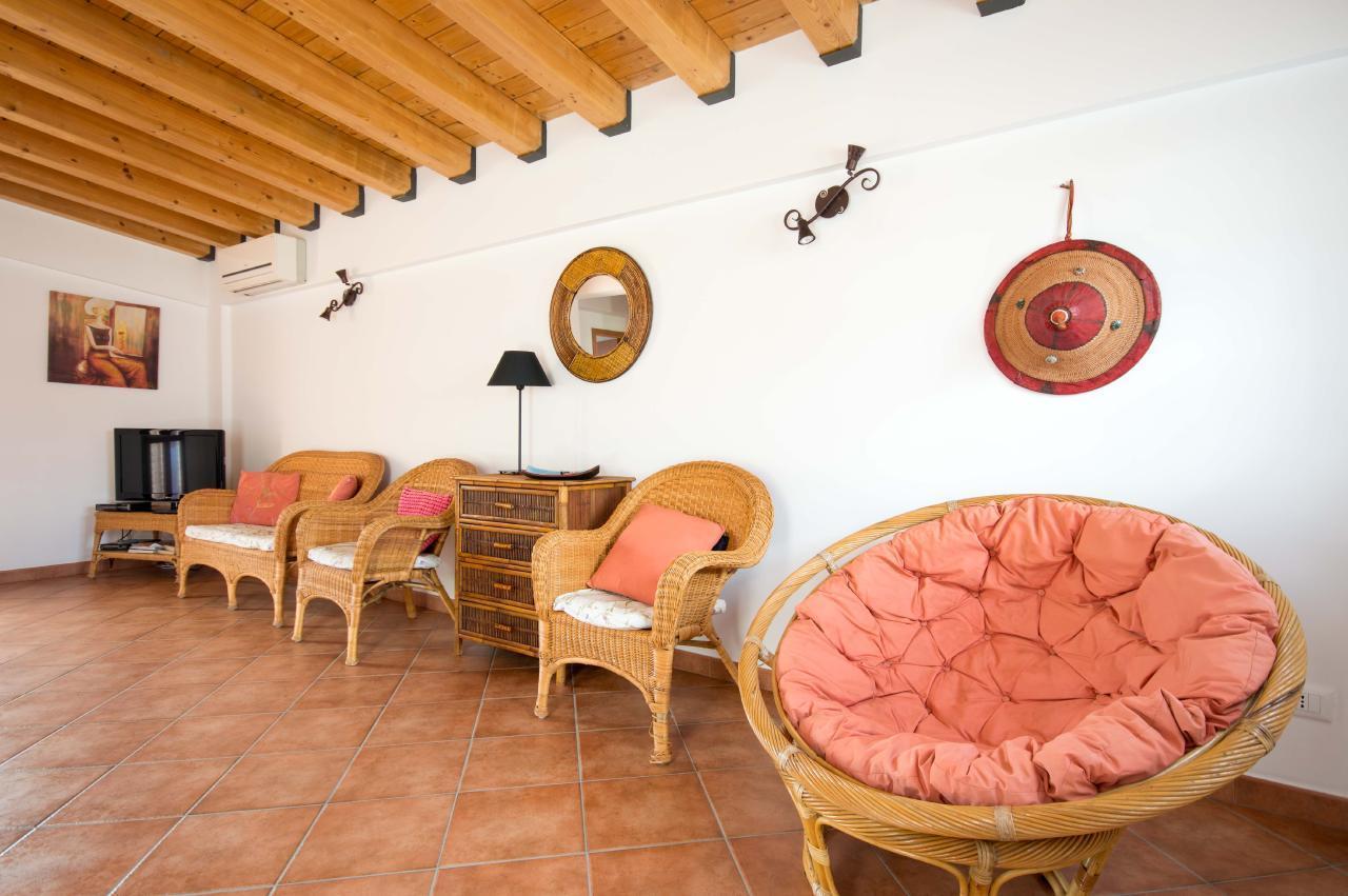 Maison de vacances Terraza Bella Vista - Garten - Wifi - 1 km vom Meer (1702639), Castellammare del Golfo, Trapani, Sicile, Italie, image 9