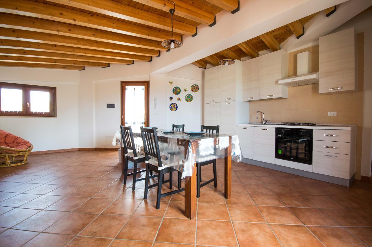 Maison de vacances Terraza Bella Vista - Garten - Wifi - 1 km vom Meer (1702639), Castellammare del Golfo, Trapani, Sicile, Italie, image 10