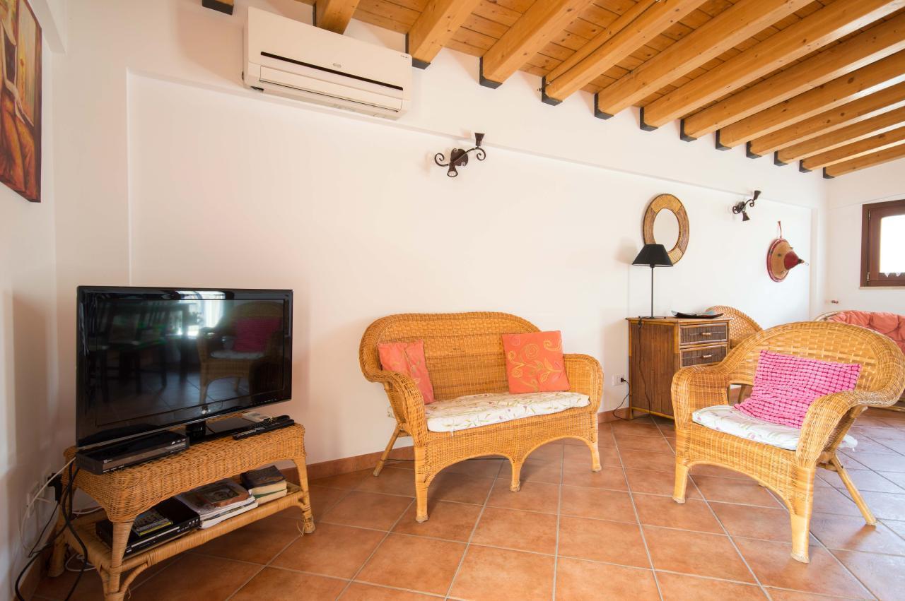 Maison de vacances Terraza Bella Vista - Garten - Wifi - 1 km vom Meer (1702639), Castellammare del Golfo, Trapani, Sicile, Italie, image 8