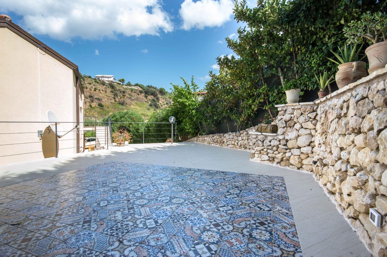 Maison de vacances Terraza Bella Vista - Garten - Wifi - 1 km vom Meer (1702639), Castellammare del Golfo, Trapani, Sicile, Italie, image 24