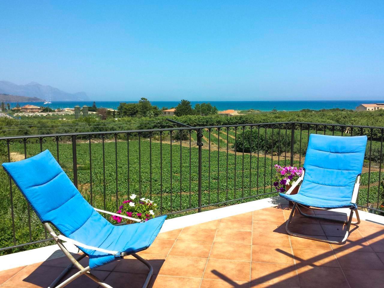 Maison de vacances Terraza Bella Vista - Garten - Wifi - 1 km vom Meer (1702639), Castellammare del Golfo, Trapani, Sicile, Italie, image 2