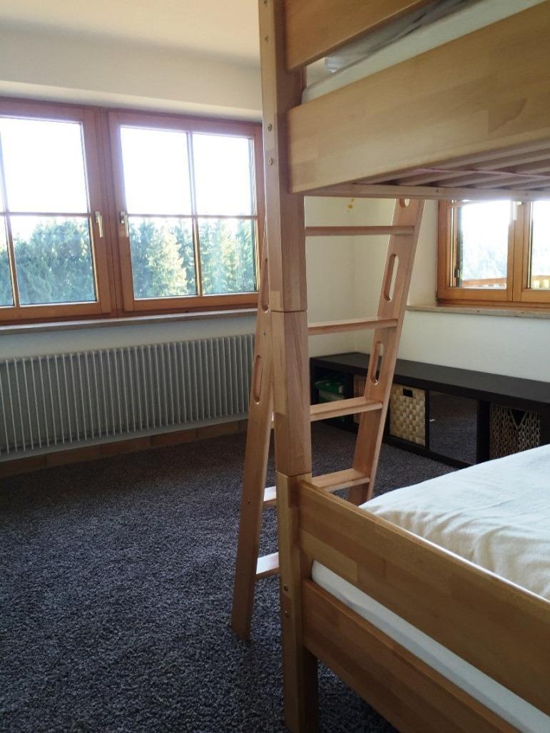 Ferienwohnung Chalet - Wohnung mit Traumpanorama (1706457), Lechbruck, Allgäu (Bayern), Bayern, Deutschland, Bild 22