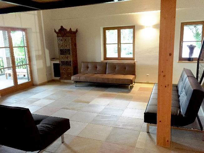 Ferienwohnung Chalet - Wohnung mit Traumpanorama (1706457), Lechbruck, Allgäu (Bayern), Bayern, Deutschland, Bild 2