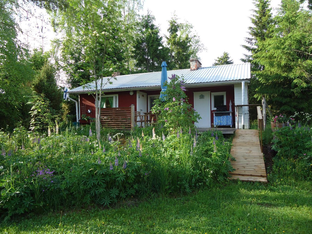 Ferienhaus - Mökki mit Sauna direkt am See  in Mouhijärvi-Sastamala (1707905), Mouhijärvi, , Westfinnland, Finnland, Bild 26